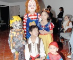 Saldo blanco en festejos de halloween reporta PC