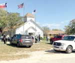 Masacre en iglesia