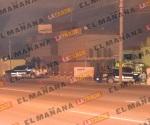 Ocultaban camionetas en hotel