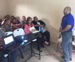 Imparte Coepris pláticas a personal de cooperativas y comedores escolares