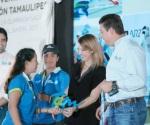 Reconocimiento a deportistas destacados en premio estatal
