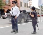Reforzarán seguridad en la zona centro