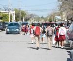 Falta de cultura vial en zonas escolares