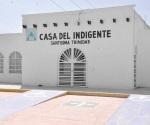 Disponible Casa del Indigente para protegerse del frío