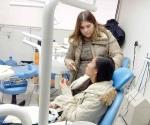 Bajas temperaturas impiden los servicios de odontología