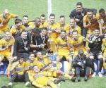¡Tigres manda en la Liga MX!