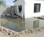 Colapsa red de drenaje en una colonia