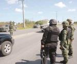 Destruyen militares una granada de fragmentación