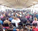 Rinden cuentas del plan 'Unidos por Reynosa' en colonias