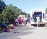 Mueren 11 turistas en accidente de autobús