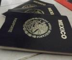 Aumentarán precios de pasaporte mexicano