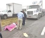 Choque múltiple: 2 muertos, 6 heridos