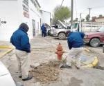 Deja Comapa sin agua a presidencia