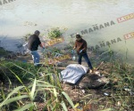 Rescatan cuerpo de ahogado en el Bravo