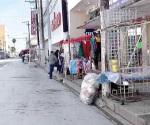 Panorama negro para vendedores en pequeño