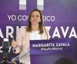 Margarita Zavala visitará Ciudad Victoria