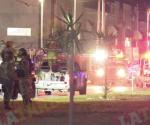 Paralizan Reynosa con bloqueos