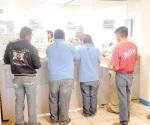 Aplican pruebas antidoping a microbuseros