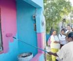 900 viviendas han sido beneficiadas con ´Tiempo de Pintar la Casa´