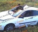 Vaca ocasiona fuerte accidente vial: un herido