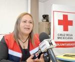 Organizan  evento de promoción y participación en Cruz Roja