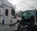 Fatal encontronazo en Villa Cuauhtémoc
