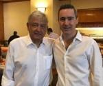 Nombra AMLO a JR, candidato a la alcaldía de Reynosa
