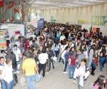 Efectúan Expo Educación Superior En Centro Cultural