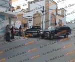 Carambola en zona centro de Reynosa