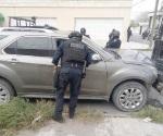 Localizan vehículos del ataque a ministeriales