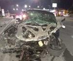 Uso de celular eleva accidentes viales