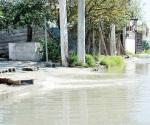 Con tan solo 144 horas ya hay caos en la ciudad por reparación de drenaje
