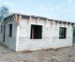 Quedarán concluidas 52 casas en este mes por  Habitat para la Humanidad del gobierno federal