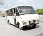 Baja un 50% el aforo de usuarios del transporte público en Semana Santa
