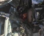 Fatal encontronazo en la carretera Ribereña