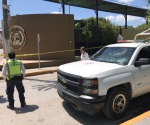 Alarma por estallido de cohetón en colegio de Matamoros