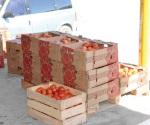Baja precio del tomate en centros  comerciales