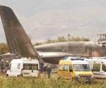 Avionazo en Argelia: mueren 257 personas