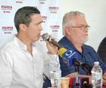 Confirma su registro José Ramón Gómez a candidato a alcaldía