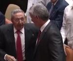 Díaz-Canel asume presidencia de Cuba en sustitución de Raúl Castro