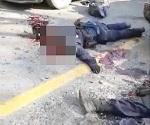 Divulgan video de policías acribillados en Guerrero