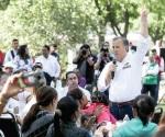 Viene candidato de 'Todos Por México' a hacer proselitismo