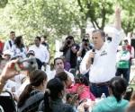 Inicia gira de José Antonio Meade en Matamoros