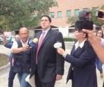No culpable, dice Yarrington en corte