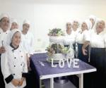 Realizan exposición alumnos del CECATI 116 de pasteles