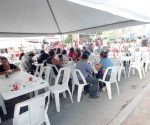 Exitoso festival de la Calle del Taco el sábado