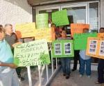 Enardecida protesta en Comapa