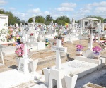 Reforzarán trabajos del censo de las tumbas en panteón
