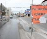 No reparan doble socavón de la Herón Ramírez