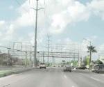 Vuelven robacarros al boulevard Luis D. Colosio